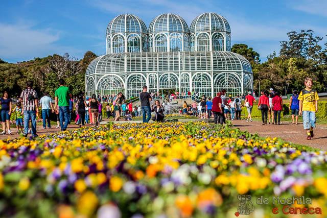 Jardim Botânico de Curitiba-