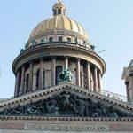 Conheça a Catedral de São Isaac, a maior Catedral Ortodoxa de São Petersburgo.