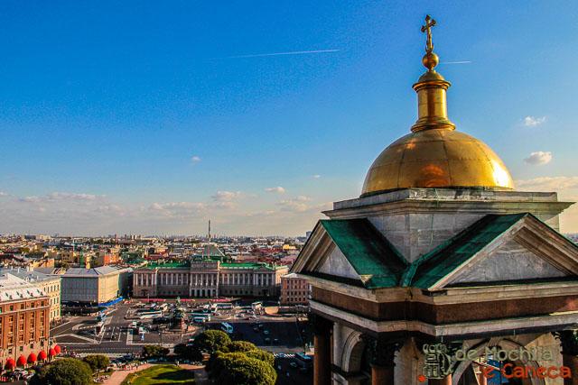 Catedral de São Isaac - Russia-São Petersburgo