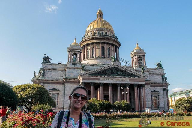Catedral de São Isaac - Russia-