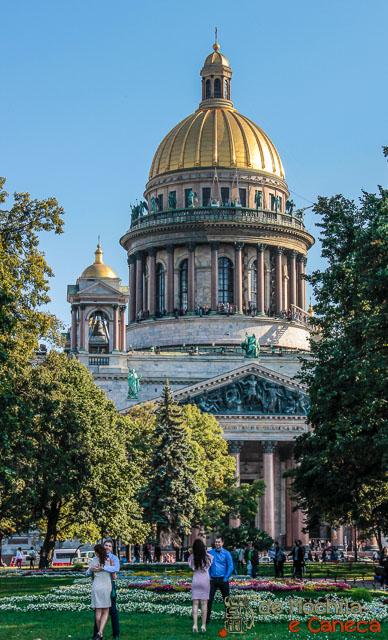 Catedral de São Isaac - Russia