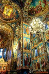 Igreja da Ressurreição - Mosaicos
