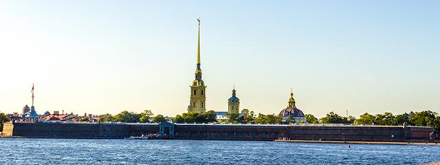 Fortaleza-de-São-Pedro-e-São-Paulo-em-São-Petersburgo