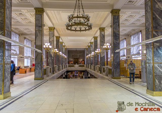 Onde comer na Russia_-Biblioteca de Lenin.