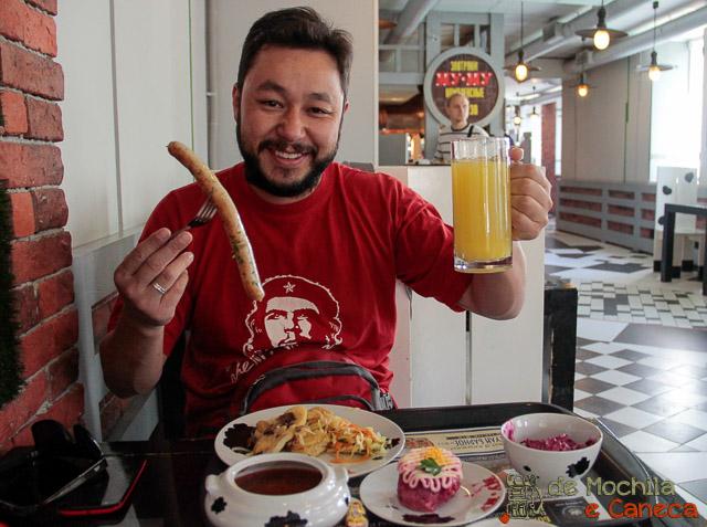 Onde comer na Russia_-Restaurante Mu mu