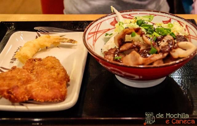 Onde comer na Russia_Comida Japonesa na Rússia.