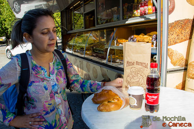 Onde comer na Russia_pães, bolos e cafés