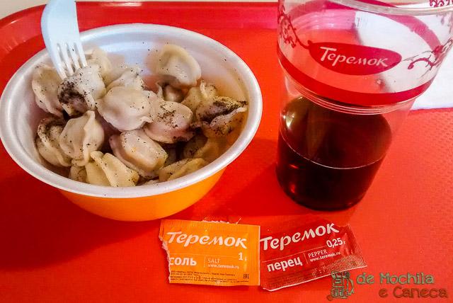 Onde comer na Russia_