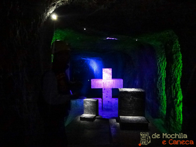 Catedral de Sal de Zipaquirá-ViaCrucis