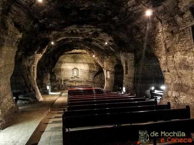Catedral de Sal de Zipaquirá-Capela