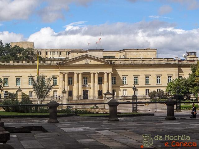 Centro Histórico de Bogotá-Casa de Nariño