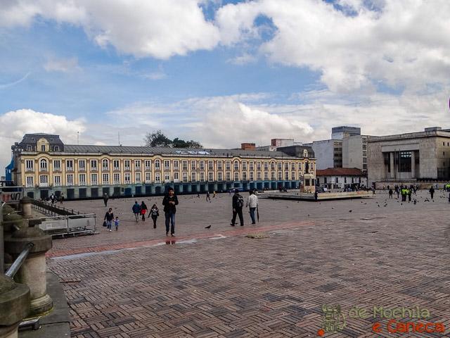 Centro Histórico de Bogotá-Palacio Liévano