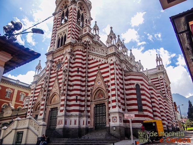 Centro Histórico de Bogotá-Igreja Nossa Senhora do Carmo