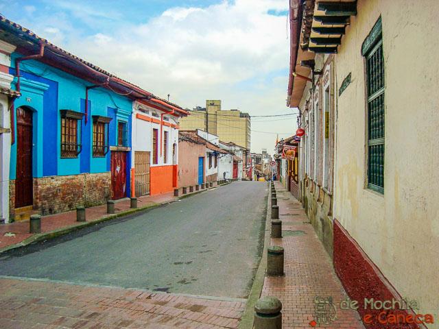 Centro Histórico de Bogotá-La Candelaria