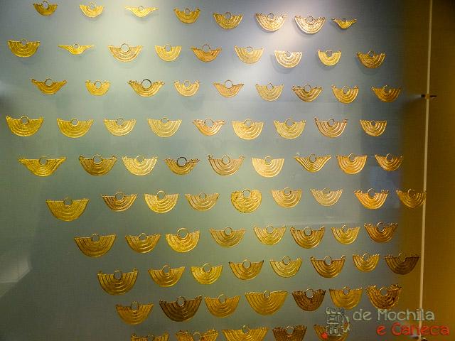 Museu do ouro de Bogotá-Beleza