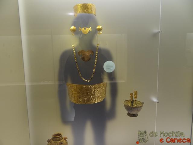 Museu do ouro de Bogotá-