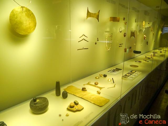 Museu do ouro de Bogotá-Acervo