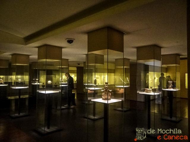 Museu do ouro de Bogotá-Museu do Ouro