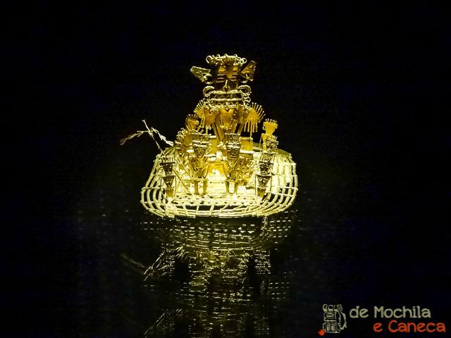 Museu do ouro de Bogotá-34