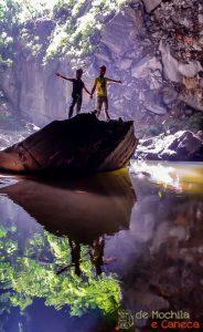 Roteiro no Petar-Cavernas do PETAR