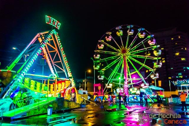Marejada 2017- Parque de diversões