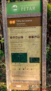 Núcleo Caboclos-Trilha Caverna Teminina