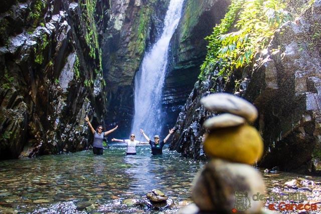 Roteiro no Petar-Cachoeira Andorinha