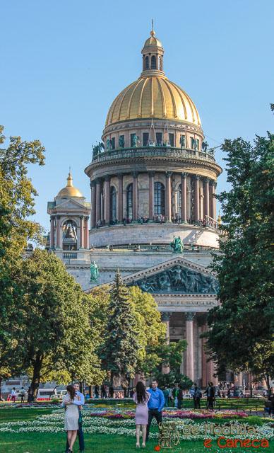 5 igrejas para conhecer na Rússia-Catedral São Isaac