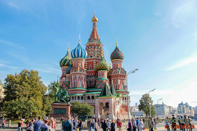 5 igrejas para conhecer na Rússia-Catedral de São Basilio
