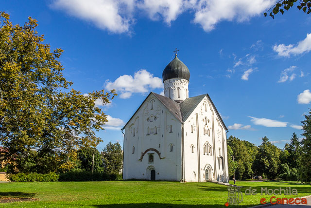 5 igrejas para conhecer na Rússia -Veliky Novgorod