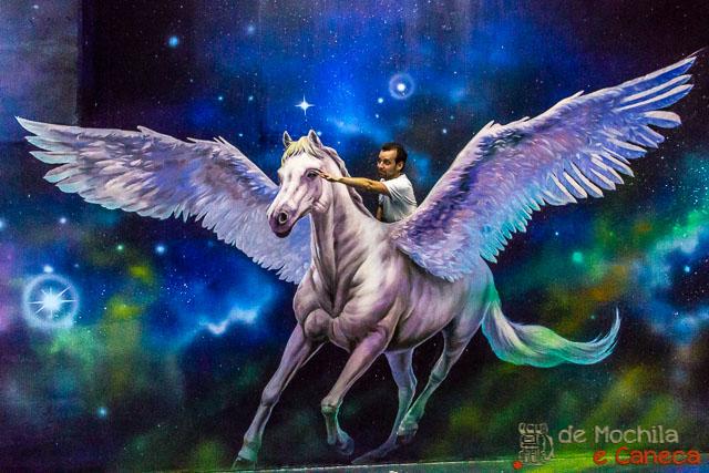 Museu 3d em Ciudad del Este-Pegasus