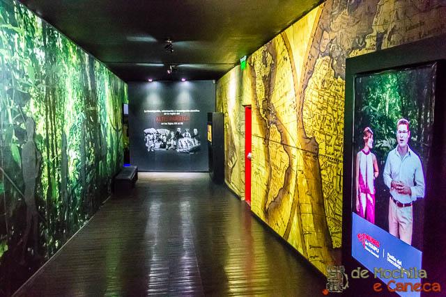 Museu da Terra Guarani-Informação