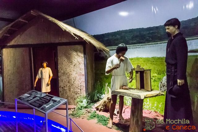 Museu da Terra Guarani-História e cultura Guarani