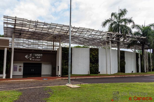 Museu da Terra Guarani-Itaipu