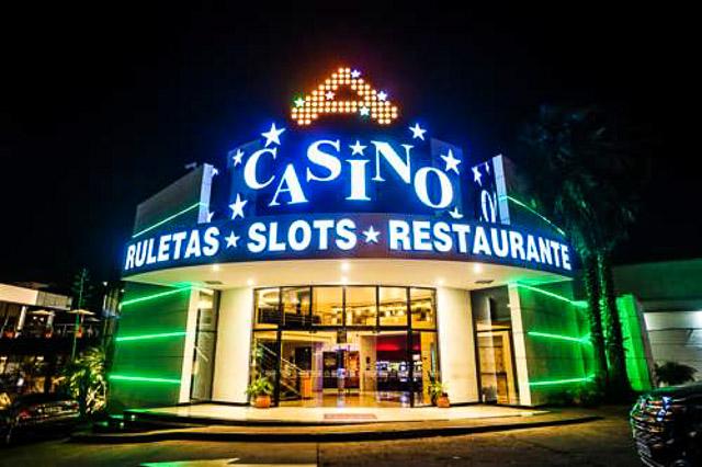 O que fazer em Ciudad del Este-Casinos