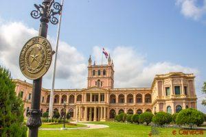 Roteiro no Paraguai