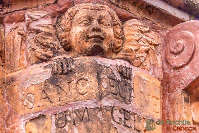 Roteiro no Paraguai-Ruinas jesuitas