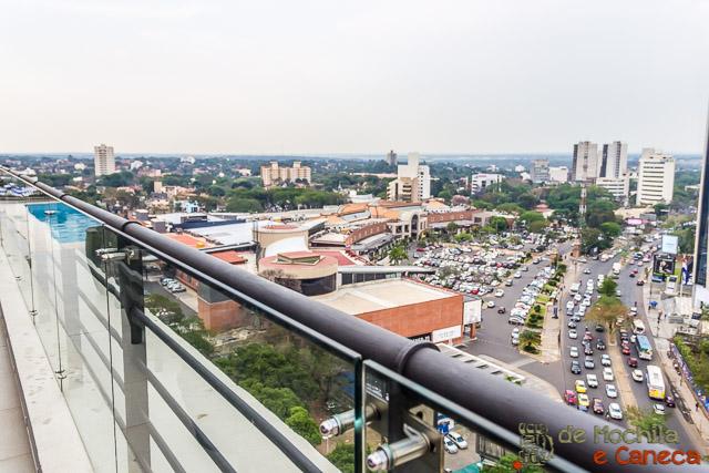 Roteiro no Paraguai-Hotel Aloft