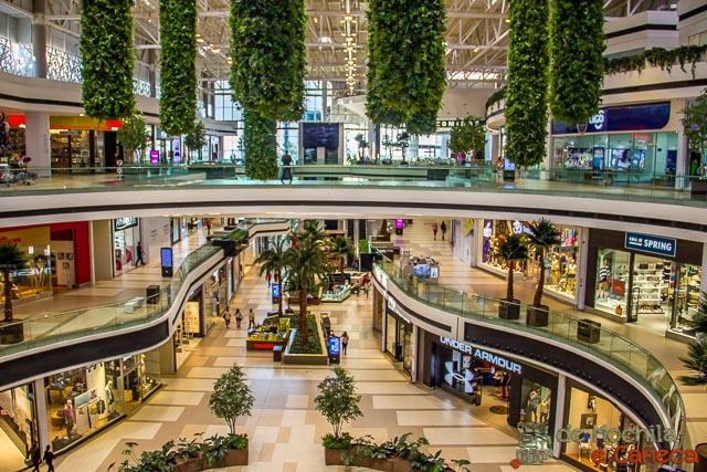 Roteiro no Paraguai- Shopping Paseo de la Galeria