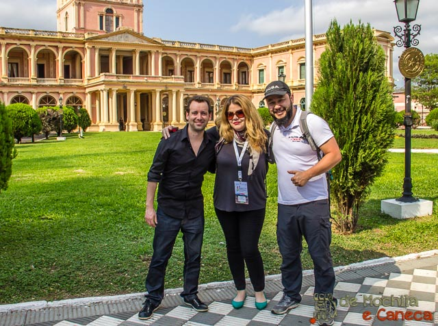 Roteiro no Paraguai-blogueiros no paraguai