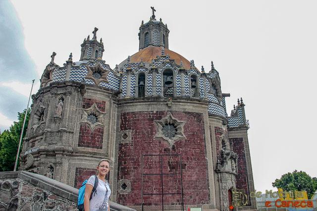 Basílica Nossa Senhora de Guadalupe-Capilla del Pocito