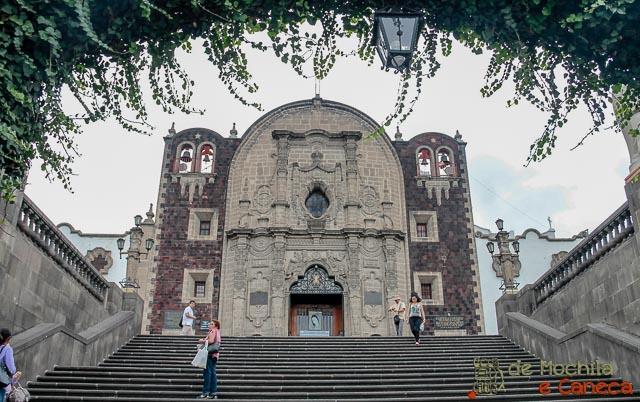Basílica Nossa Senhora de Guadalupe-Capilla del Cerrito