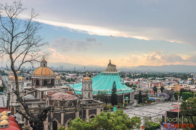 Basílica Nossa Senhora de Guadalupe-Tepeyac