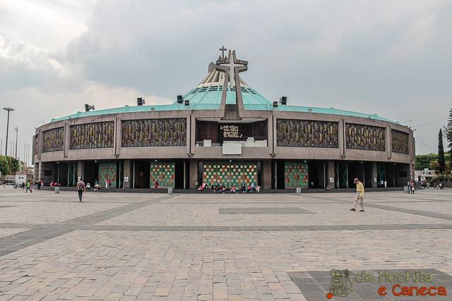 Basílica Nossa Senhora de Guadalupe-igreja