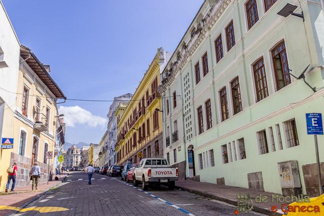 Free Walking Tour em Quito-Centro Histórico de Quito