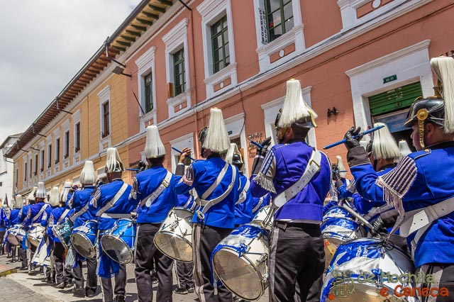 Free Walking Tour em Quito- Fanfarra