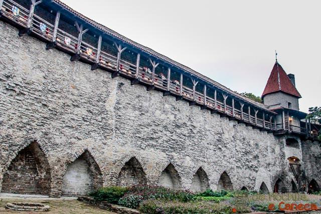 Centro Histórico de Tallinn-Talin.