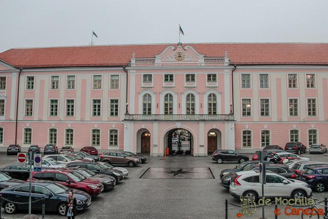 Centro Histórico de Tallinn-Toompea