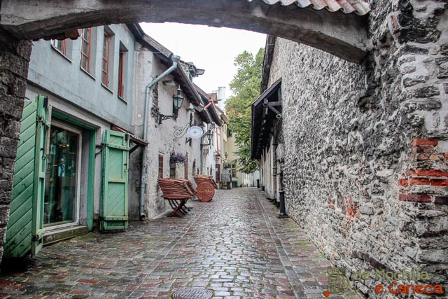 Centro Histórico de Tallinn-Talin