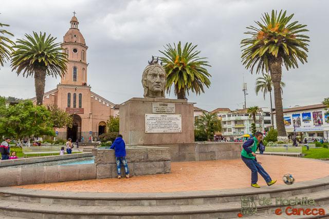 Otavalo Equador